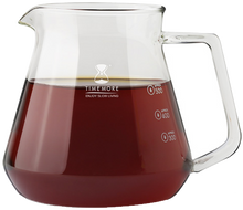 Laden Sie das Bild in den Galerie-Viewer, Timemore Kanne Coffee Server 600ml Gr. 02, Glas