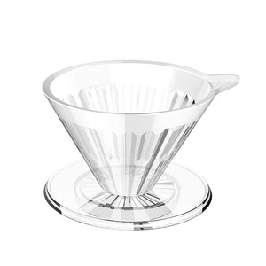 Timemore Eye Coffee Dripper Filter Gr. 01, transparent