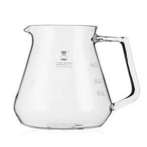 Timemore Kanne Coffee Server 600ml Gr. 02, Glas
