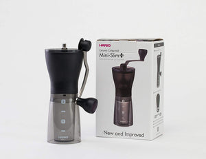 Hario Mini Slim PLUS Kaffeemühle - B-Ware