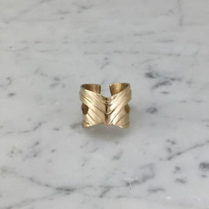 Mardi Mask Ring