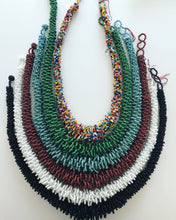 Load image into Gallery viewer, Huichol Beaded Necklace