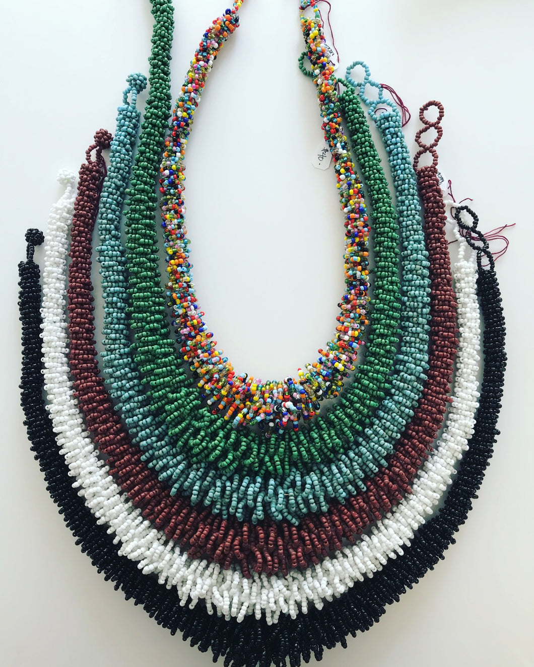 Huichol Beaded Necklace