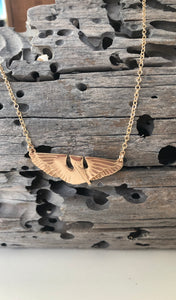 Small Pelican Necklace