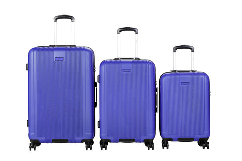 My Cruiser Three Piece Luggage Set - My Cruiser™ EZ Pack