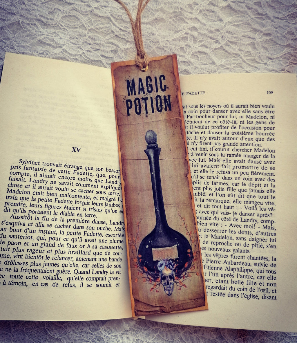 "Semn de Carte ""Magic Potion"""