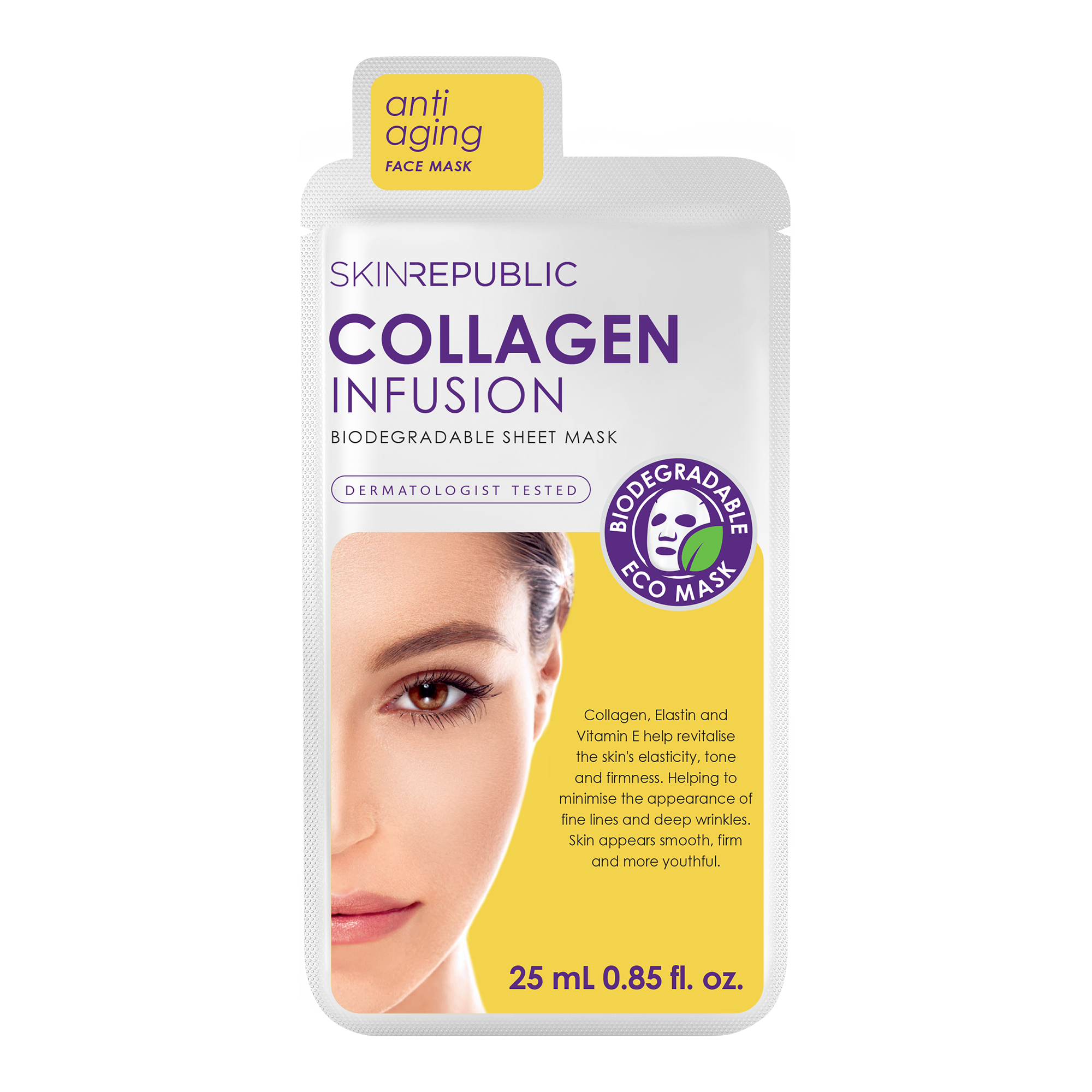 Collagen Infusion Face Mask Sheet