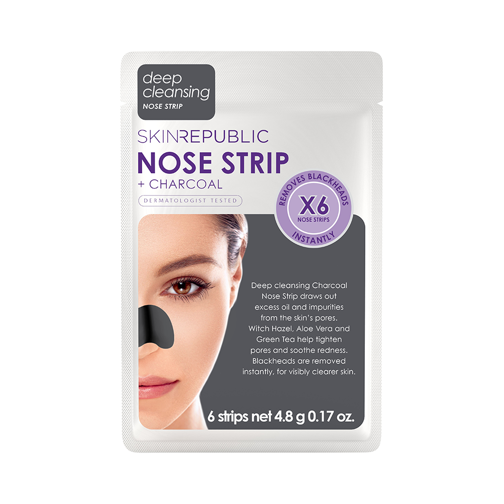 Charcoal Nose Strip (6 Nose Strips)