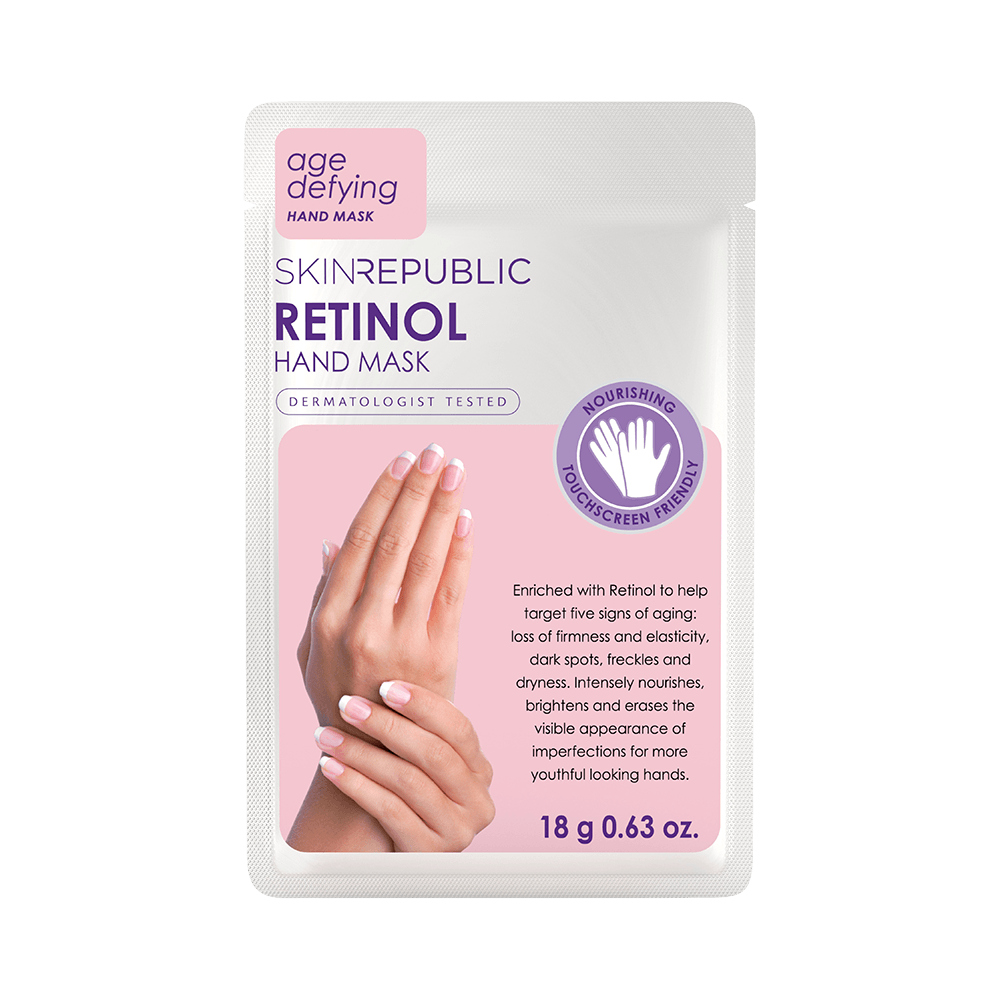 SKIN REPUBLIC Retinol Hand Mask SKIN REPUBLIC