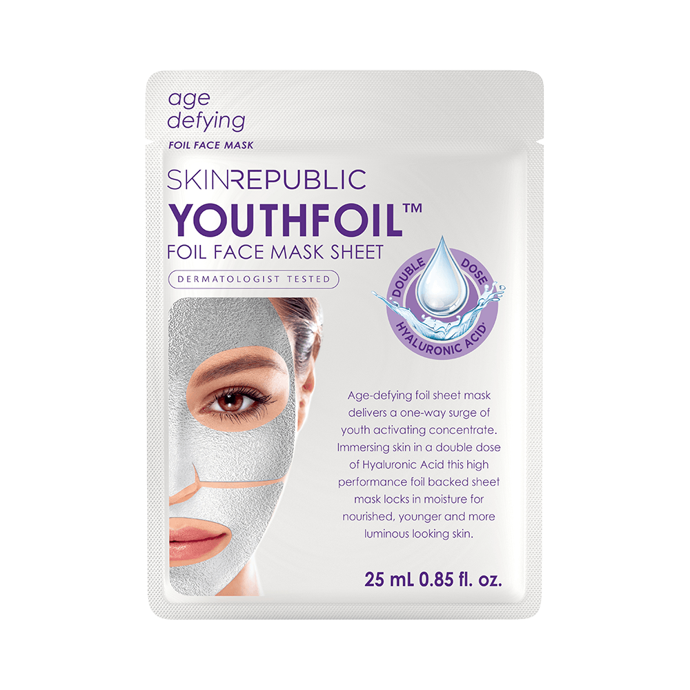 SKIN REPUBLIC Youthfoil™ Face Mask SKIN REPUBLIC