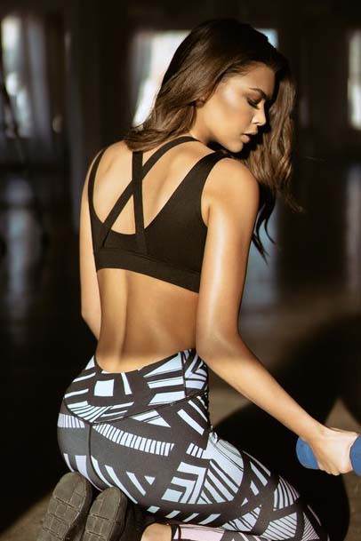 Lets Get Moving Active Sports Bra - Catching Fireflies Boutique