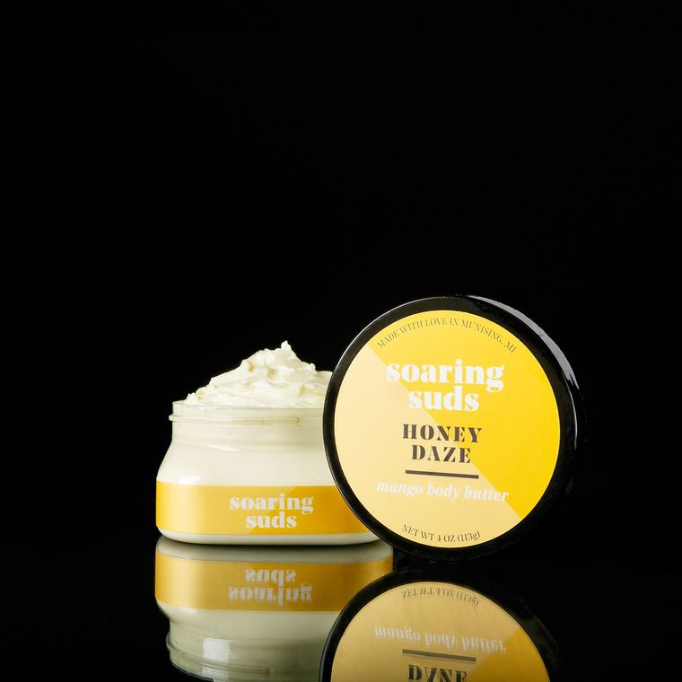 Honey Daze Body Butter - Catching Fireflies Boutique