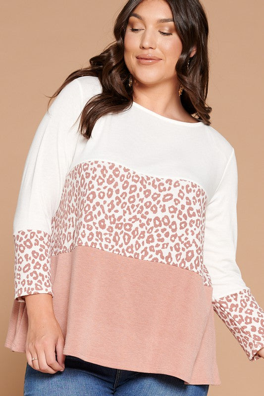 Sweeter Than Ever Plus Tunic Top - Catching Fireflies Boutique
