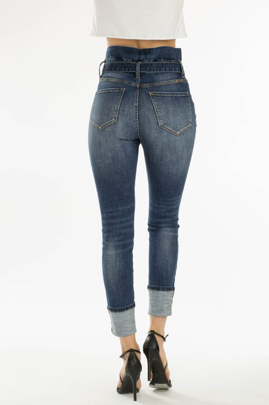 Julia Mid-Rise KanCan Jeans - Catching Fireflies Boutique