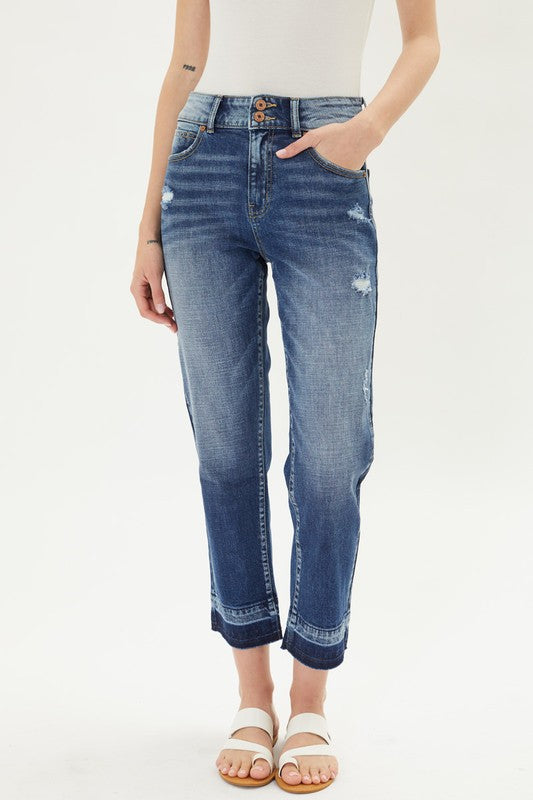 Hope Slim Straight KanCan Jeans - Catching Fireflies Boutique