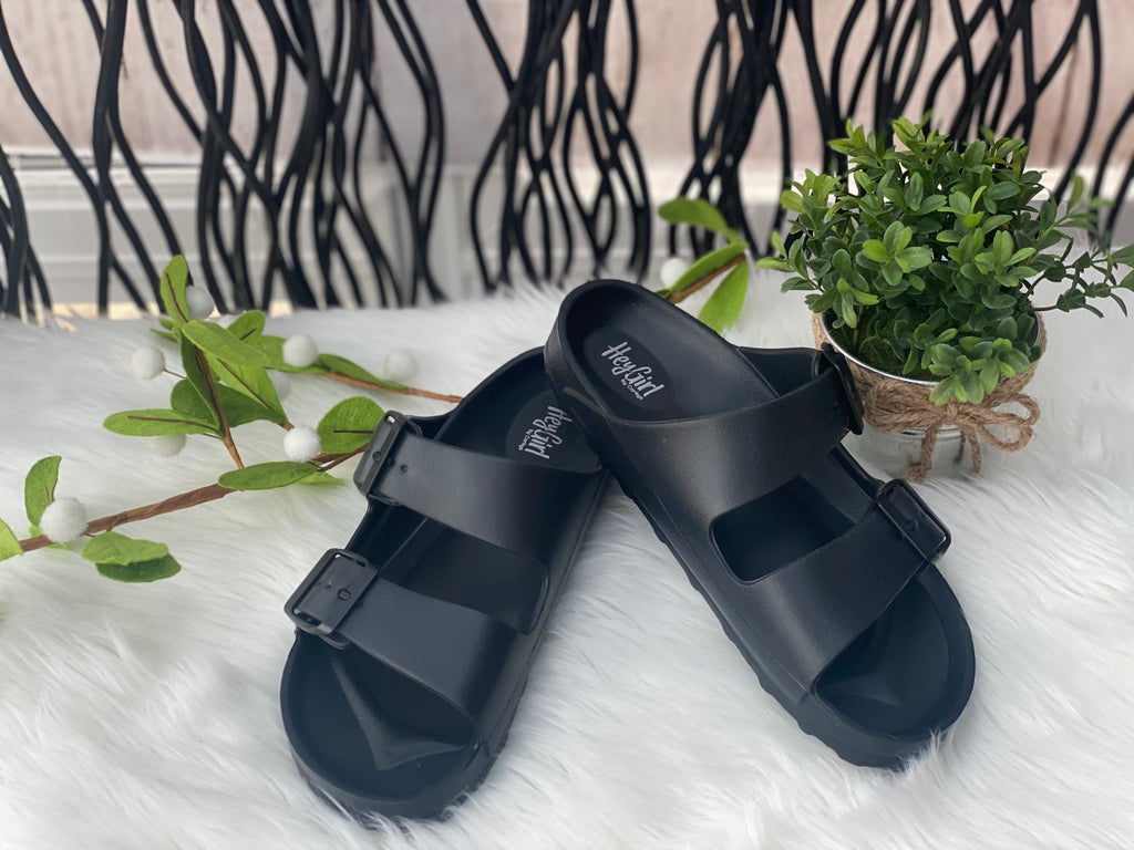 Show Me Some Fun Waterslide Sandal - Catching Fireflies Boutique