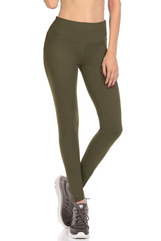 Olive Leggings - Catching Fireflies Boutique