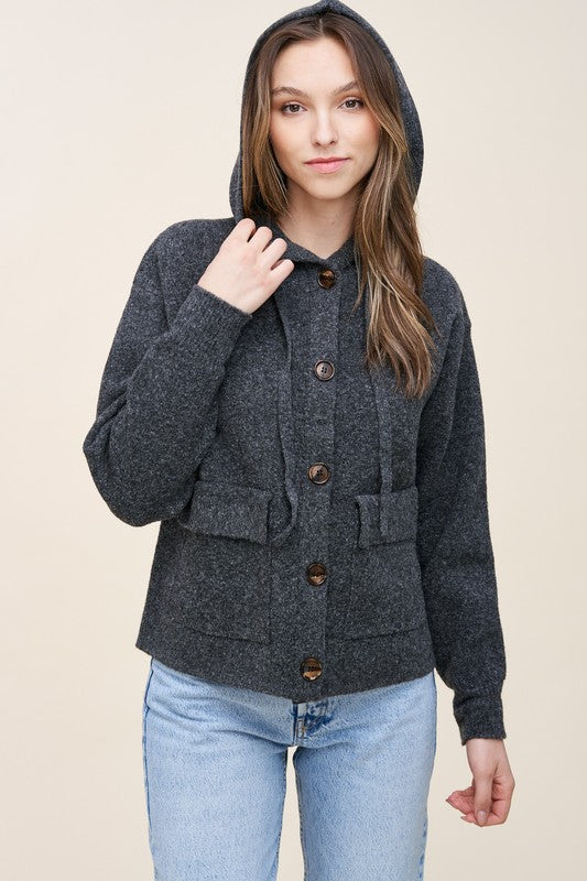 Dijon Long Sleeves Solid and Stripe Plus Tunic