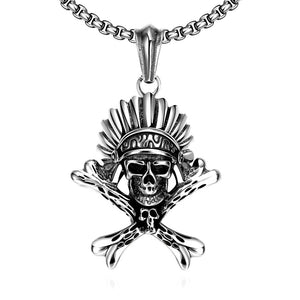 Skull Chief necklace