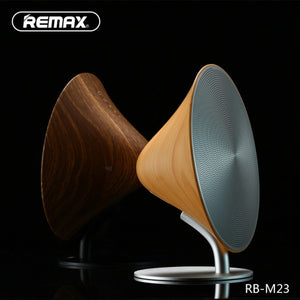 Bluetooth 4.2 audio desktop stereo Bluetooth speaker NFC creative home sound box Touch key design Built-in battery remax sd card