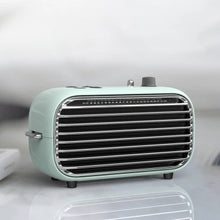 Load image into Gallery viewer, The latest xiaomi mijia LOFREE Bluetooth speaker fashion retro lightweight portable FM radio Bluetooth cable dual mode Smart 2