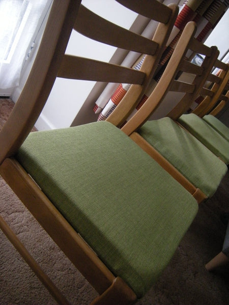 4 Dining Chairs & a Nightmare