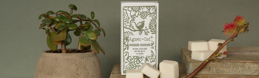 ECO HOME FRAGRANCE - SOY WAX MELTS