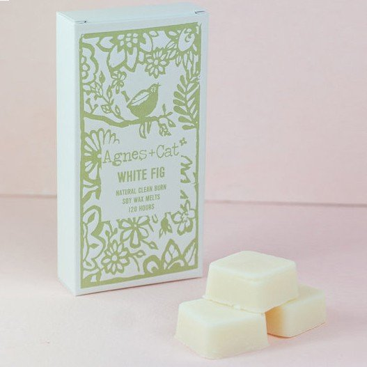 Agnes & Cat Wax Melts - White Fig