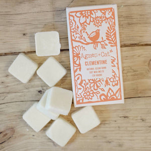 Agnes & Cat Wax Melts - Clementine