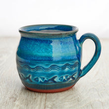 Load image into Gallery viewer, Handmade Mug - Coastal
