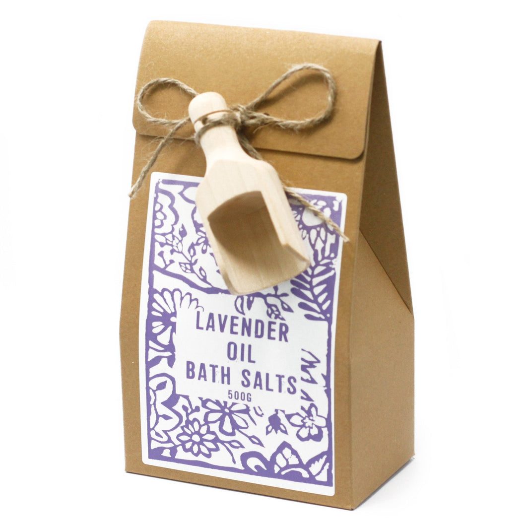 Agnes & Cat Bath Salts - Lavender Oil