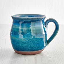 Load image into Gallery viewer, Handmade Mug - Aquamarine