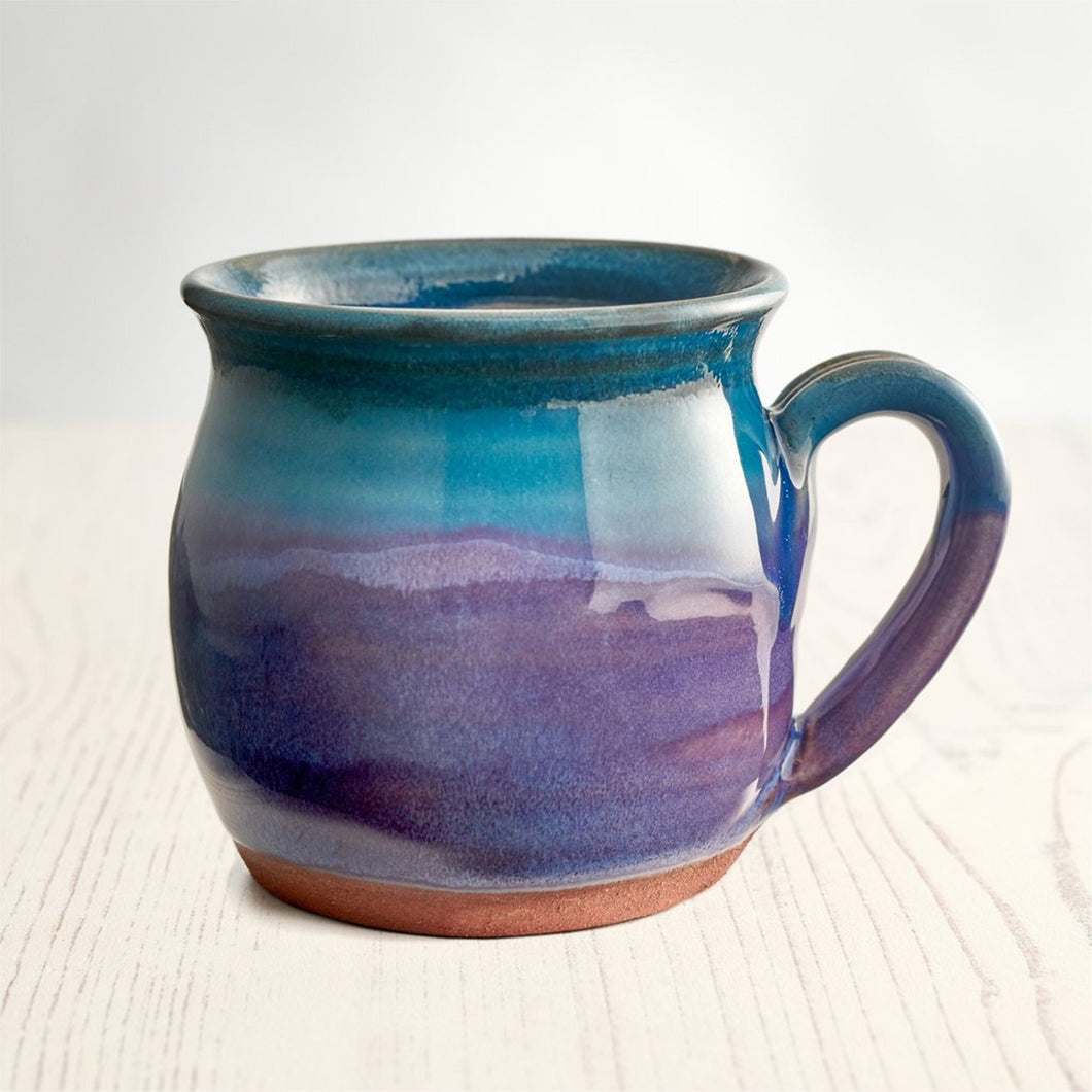 Handmade Mug - Heather