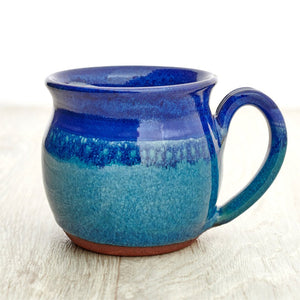 Handmade Mug - Ocean Spray