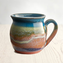 Load image into Gallery viewer, Handmade Mug - Summer Tide