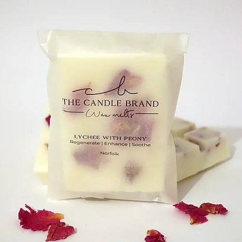 Lychee & Peony <br> Wax Melts <br> by The Candle Brand