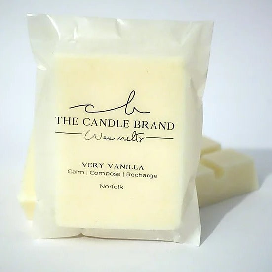 Very Vanilla <br> Wax Melts <br> by The Candle Brand