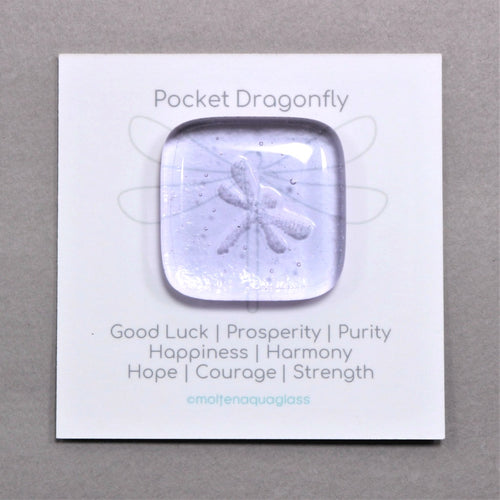 Dragonfly <br> Pocket Gem Keepsake