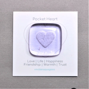 Heart <br>Pocket Gem Keepsake