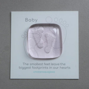 Baby Feet <br> Pocket Gem Keepsake