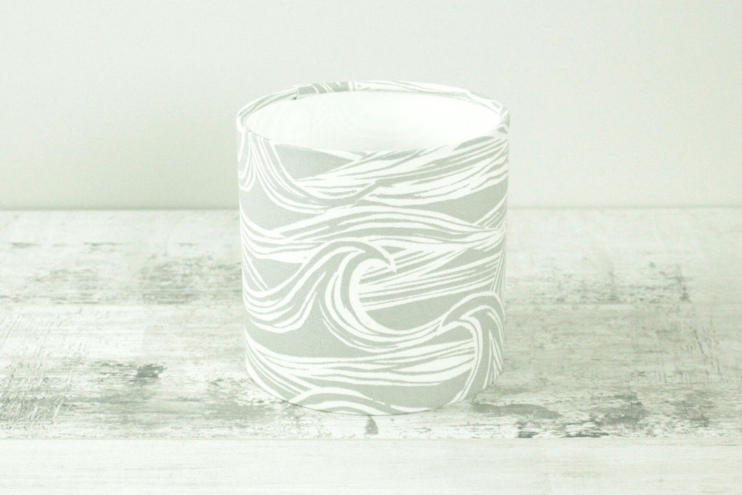 15cm Lampshade <br> Surf Grey