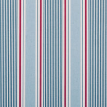 Load image into Gallery viewer, 30cm Lampshade <br> Marine Sail Stripe