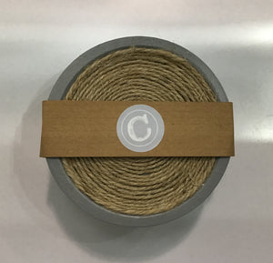 Wood & Jute Coaster Set of 4