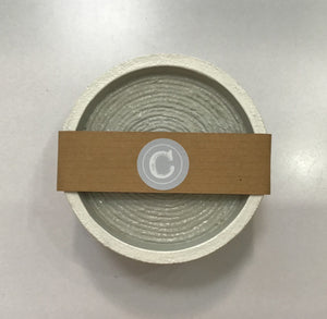 Cork & Twine Coaster Set of 4 - Grey