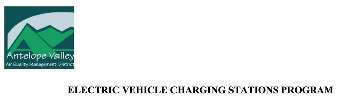 ELECTRIC VEHICLE CHARGING STATIONS PROGRAM