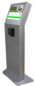 PayEnergy Centralized  outdoor Pay Stand