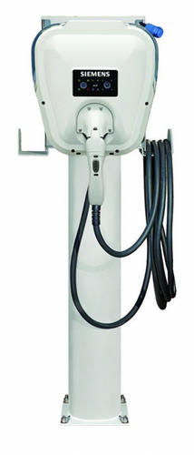 Versi Charge , Level 2  EV Charger Pedestal