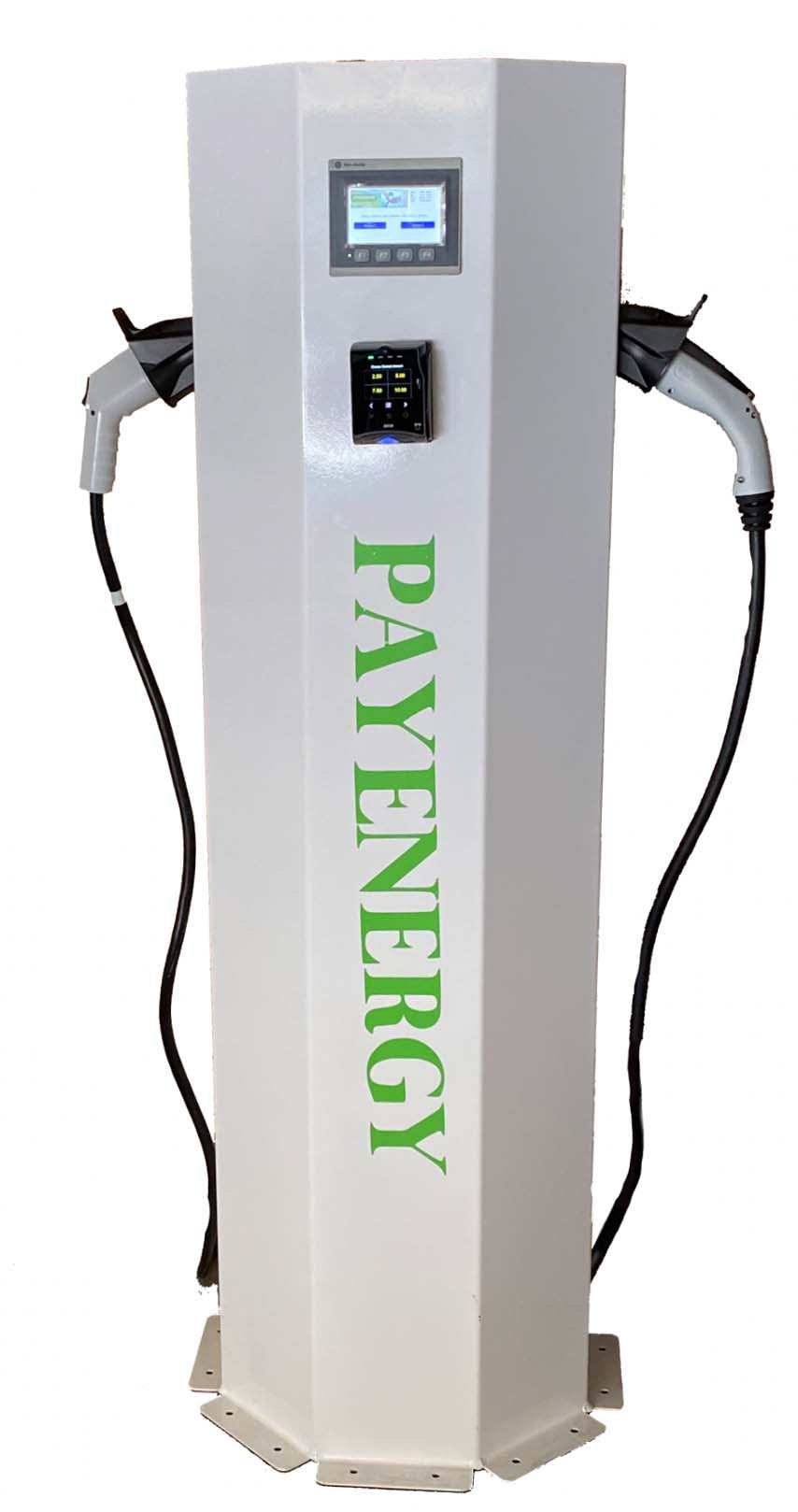 PE200 - PayEnergy Dual Level2 Pay Stand