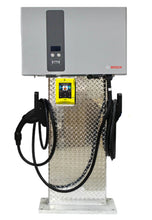 Load image into Gallery viewer, BOSCH EV2000 SERIES DC FAST Charger 240V 25KW Charging Station With Credit Card processing Unit