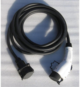J1772 Extension Cord, 20 ft.